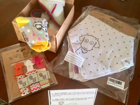 Unboxing Baby Gear | Billy Goat | San Diego, CA