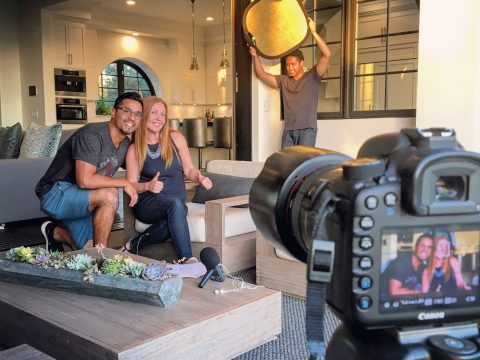 New La Jolla Contemporary Craftsman | A Day in the Life