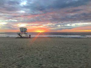 San Diego - Carlsbad - Ponto Beach - Sunset (IG)