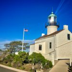San Diego - Old Point Loma Lighthouse - Cabrillo Monument - Lighthouse (IG) (1)