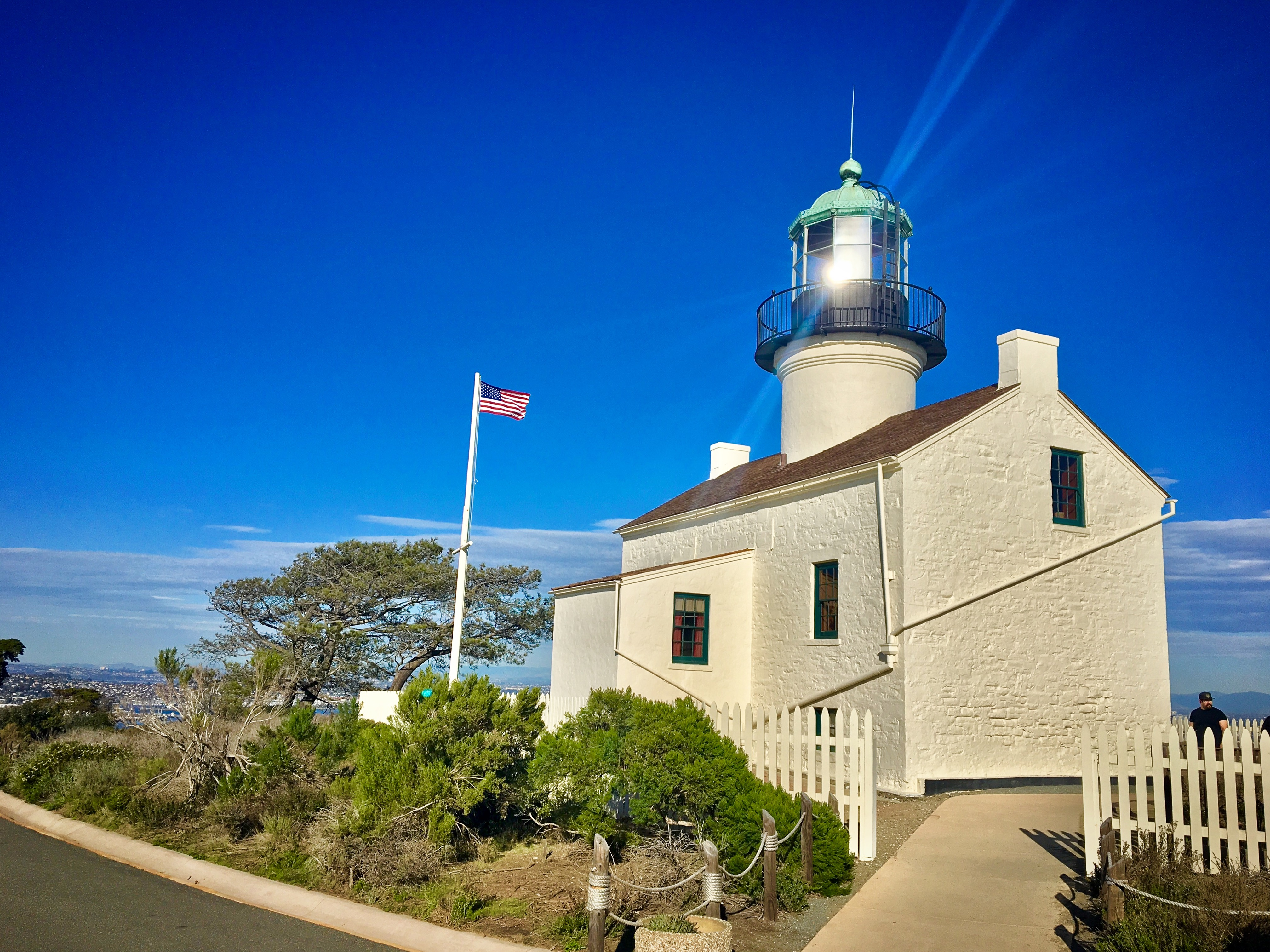 Coastal Point Loma Is Rich In History