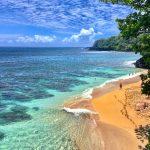Hawaii - Kauai - Princeville Sunrise - Hideaway Beach