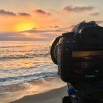 San Diego - La Jolla - Beach - Sunset - Mind Success