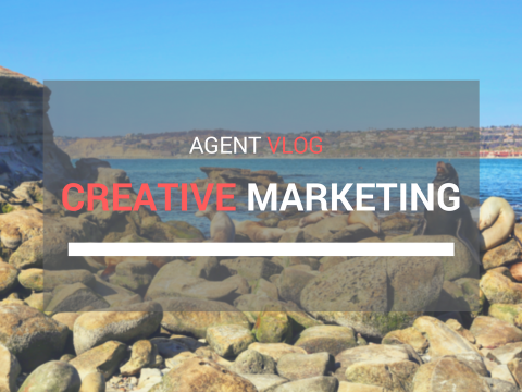 Creative Real Estate Marketing | San Diego - La Jolla - La Jolla Cove - Seals - Beach - 2